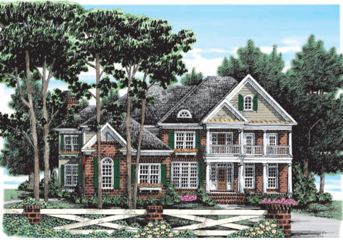 Seagraves House Plan