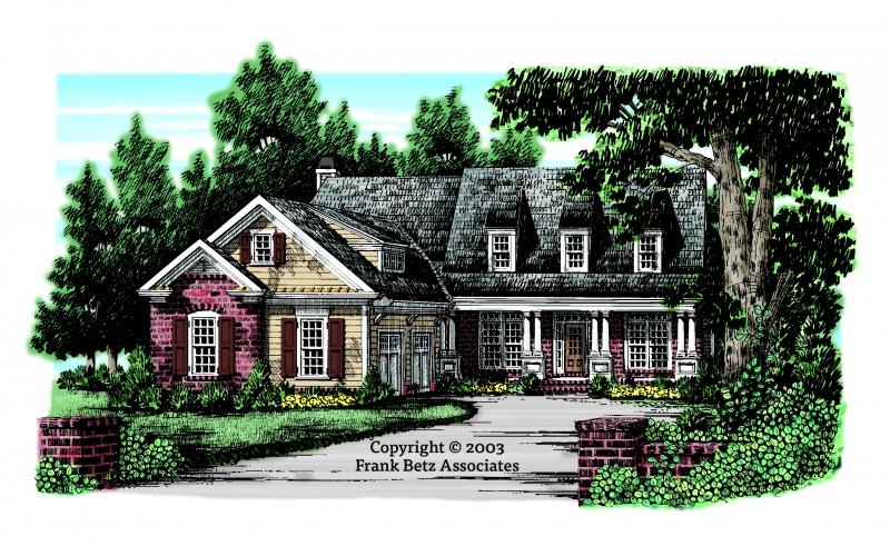 Westvale House Plan