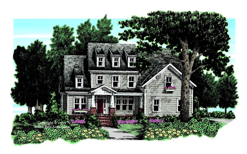Carmel House Plan