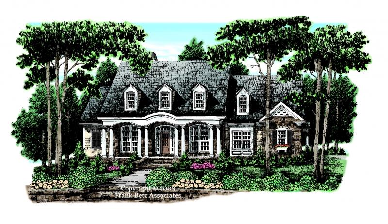 Allenbrook House Plan