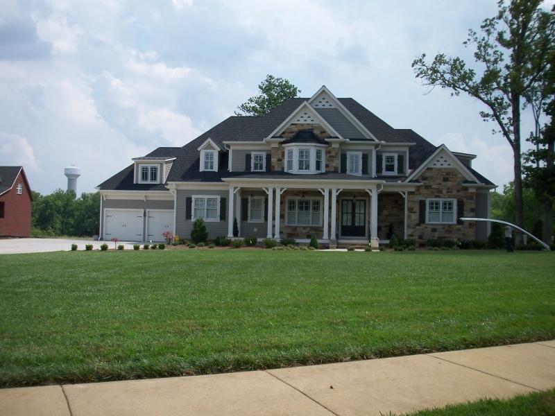 Keheley Ridge House Plan Photo