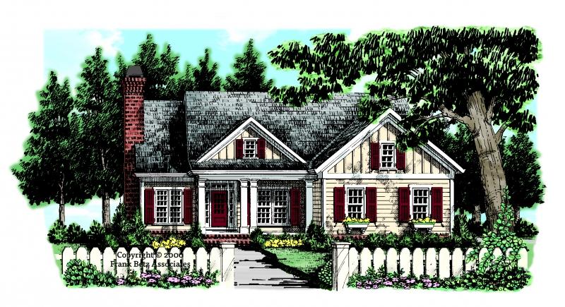 Abbotts Pond House Plan