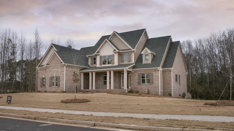 Collins Hill House Plan Photo