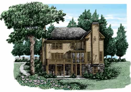 Culbertson House Plan