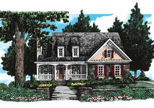 Overstreet House Plan
