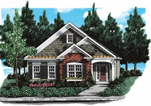 Newell House Plan