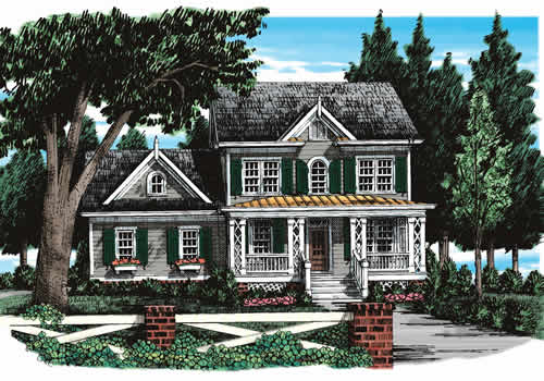 Daventry House Plan