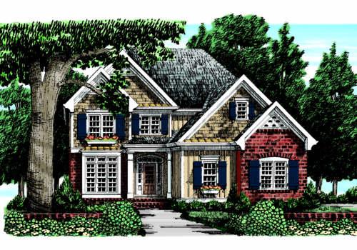 Arramore House Plan
