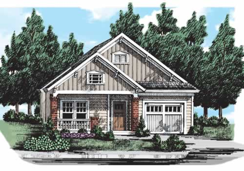 Chappell House Plan