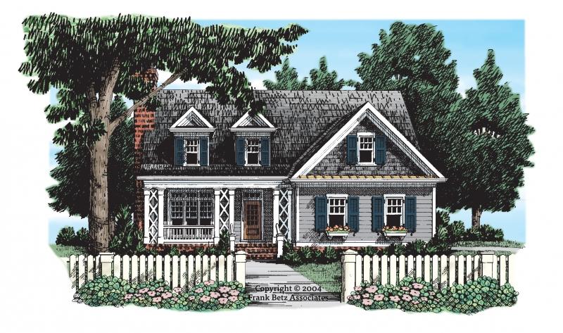 Holly Ridge House Plan