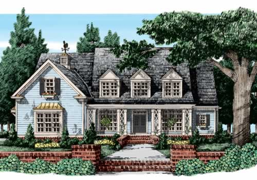 Mcpherson Place House Plan
