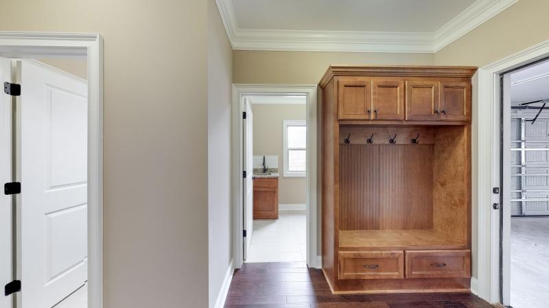 Barrington Hills House Plan Photo