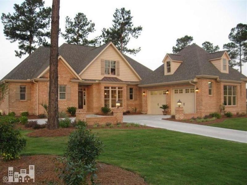 Colemans Bluff House Plan Photo
