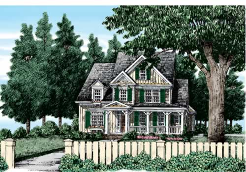 North Easton House Plan