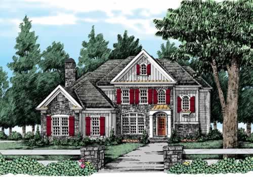 Sibley House Plan