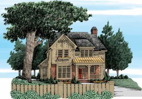 Creekmore House Plan