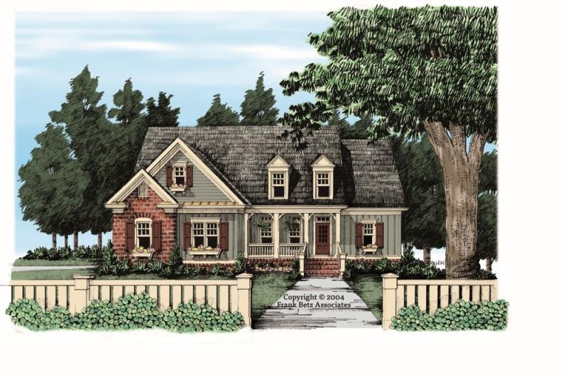 River Hill House Plan