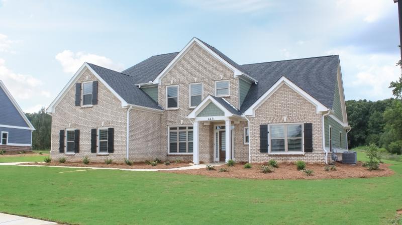 Palisades House Plan Photo