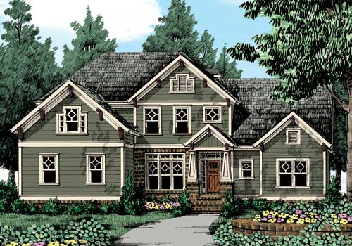 Palisades House Plan