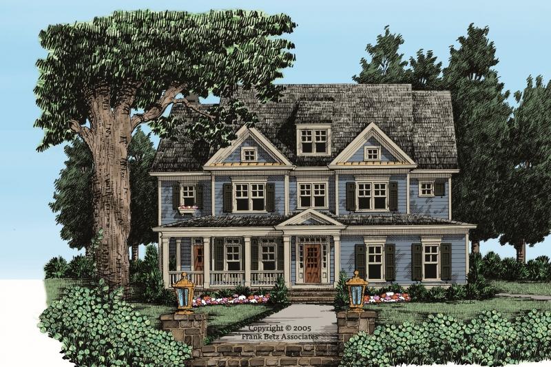 Havenbrooke House Plan