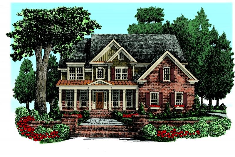 Sugar Hill House Plan