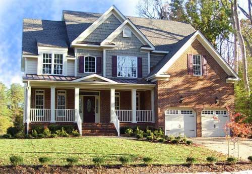 Sugar Hill House Plan Photo
