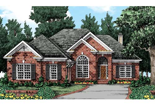 Bagwell Place House Plan