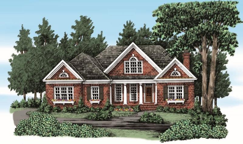 Kingsbridge House Plan