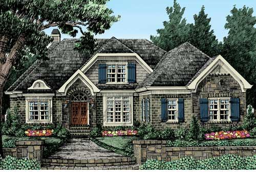 Elinor Park House Plan