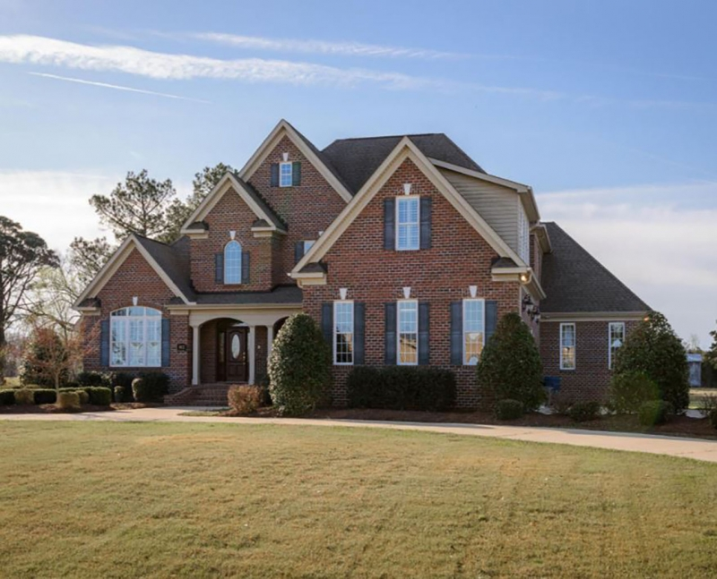 Hearthstone House Plan Photo