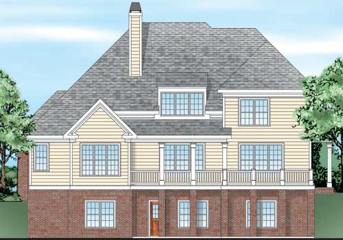 Berkshire Pointe House Plan