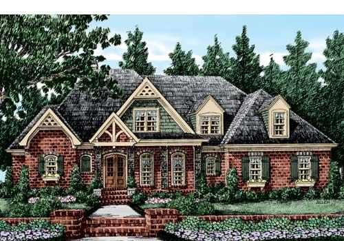 Kennewick House Plan