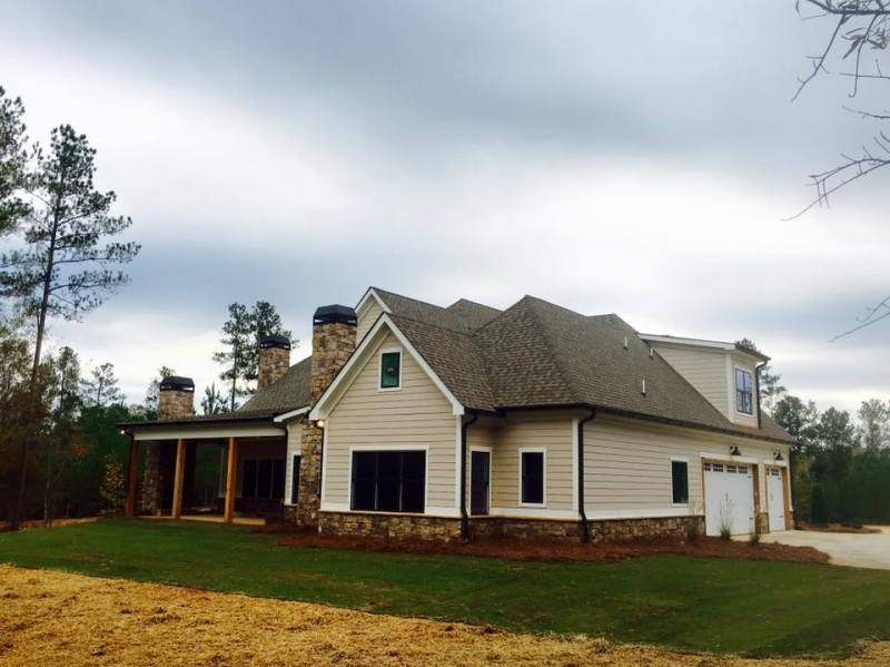 Autrey Mill House Plan Photo