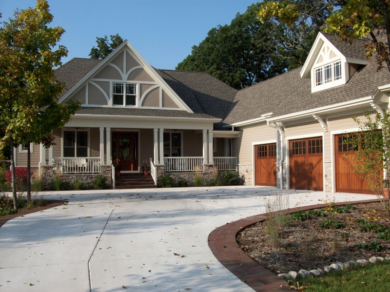 Blenheim House Plan Photo