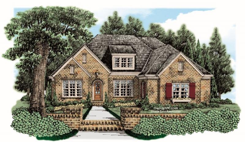 Lightsey House Plan