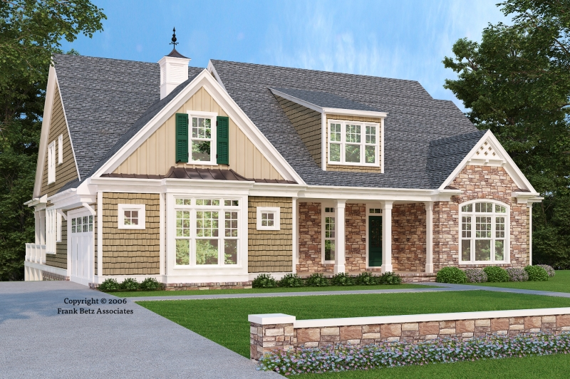 Piedmont Park House Plan