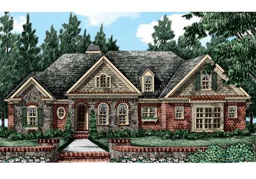 Sentinel House Plan Elevation