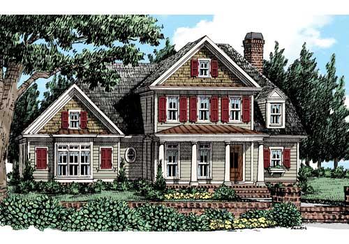 Lexington Place House Plan