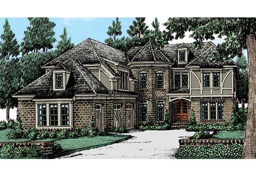 Avonlea House Plan