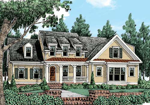 Devon Park House Plan