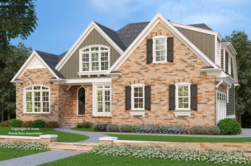 Garden Hill House Plan