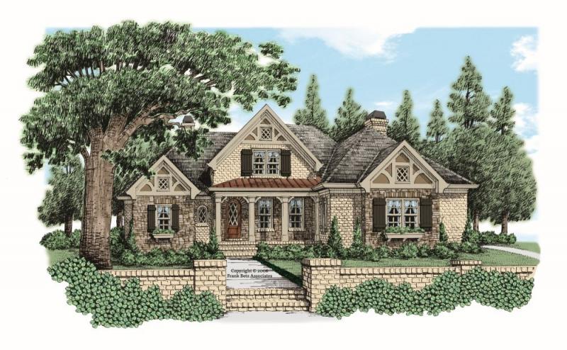 Glen Ayre House Plan