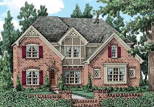 Meadow Glen House Plan
