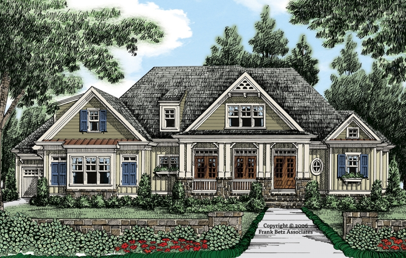 Souders Pointe House Plan