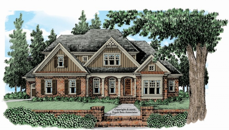 Briarwood House Plan