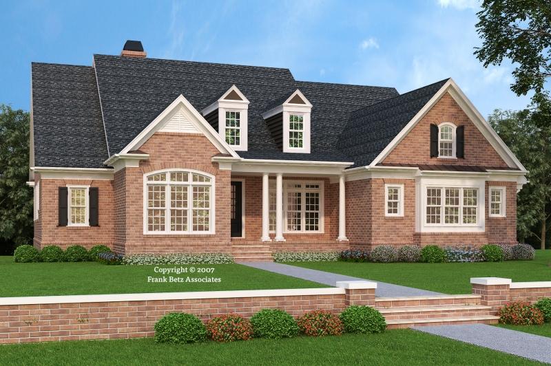 Durham Hills House Plan