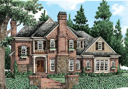 Mill Creek House Plan