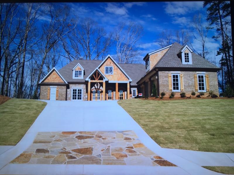 River Gate House Plan Photo