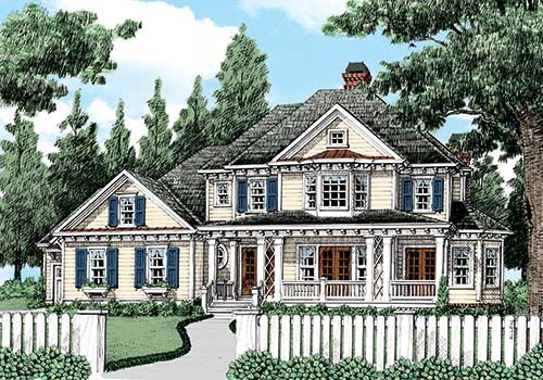 Thornbury House Plan