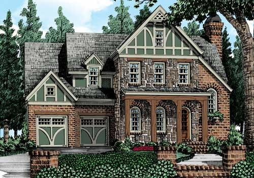 Ellerton House Plan